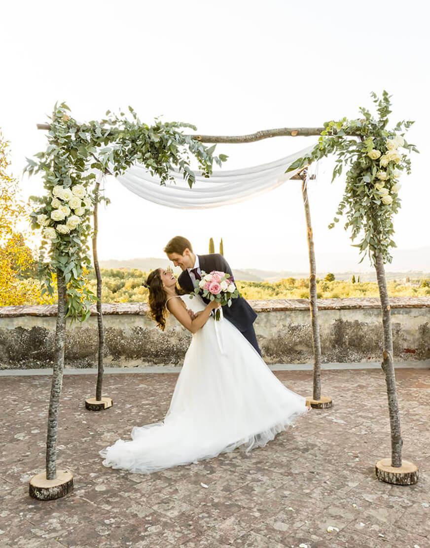 Wedding Planner in Tuscany Florence Siena Chianti Val d'Orcia. Olivia Sodi, Professional Wedding Planner & Designer Tuscany