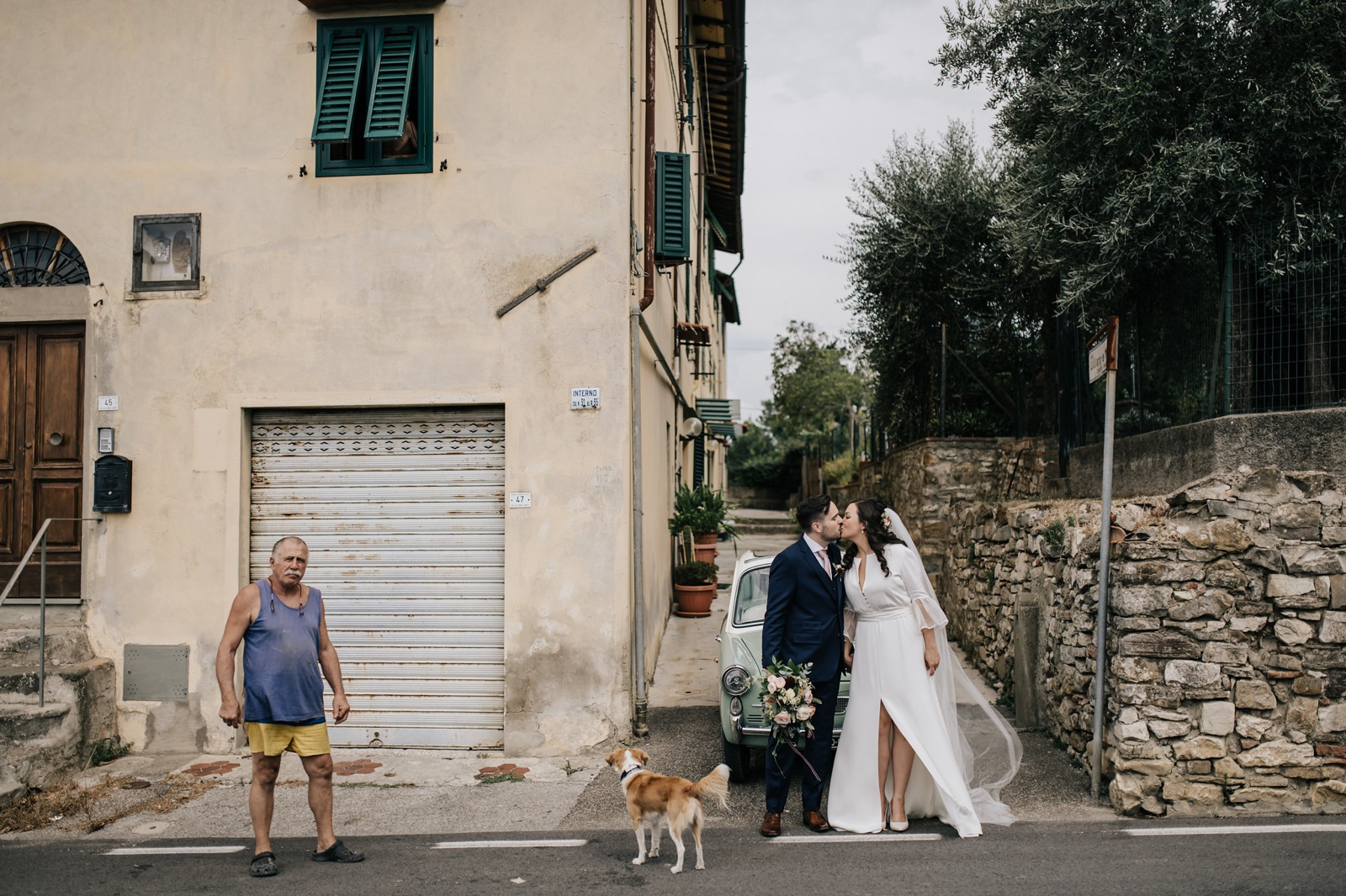 Chinese Wedding in Florence. Chinese and Catholic wedding ceremony: Kerrie & Felix. Olivia Sodi professional Wedding Planner & Designer in Tuscany, Florence, Siena, Chianti, Val d'Orcia.