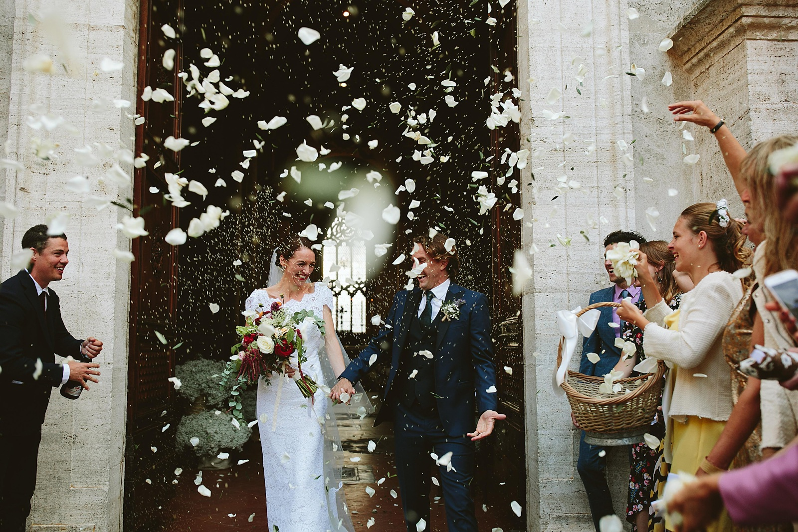 Destination Wedding in Val D'Orcia. Siena, Tuscany. Olivia Sodi, Professional Wedding Planner & Designer in Tuscany and Italy