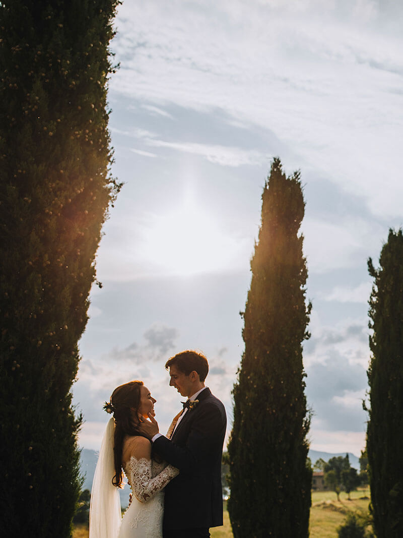Destination Wedding in Tuscany Florence Siena Chianti Val d'Orcia. Olivia Sodi, Professional Wedding Planner & Designer in Tuscany