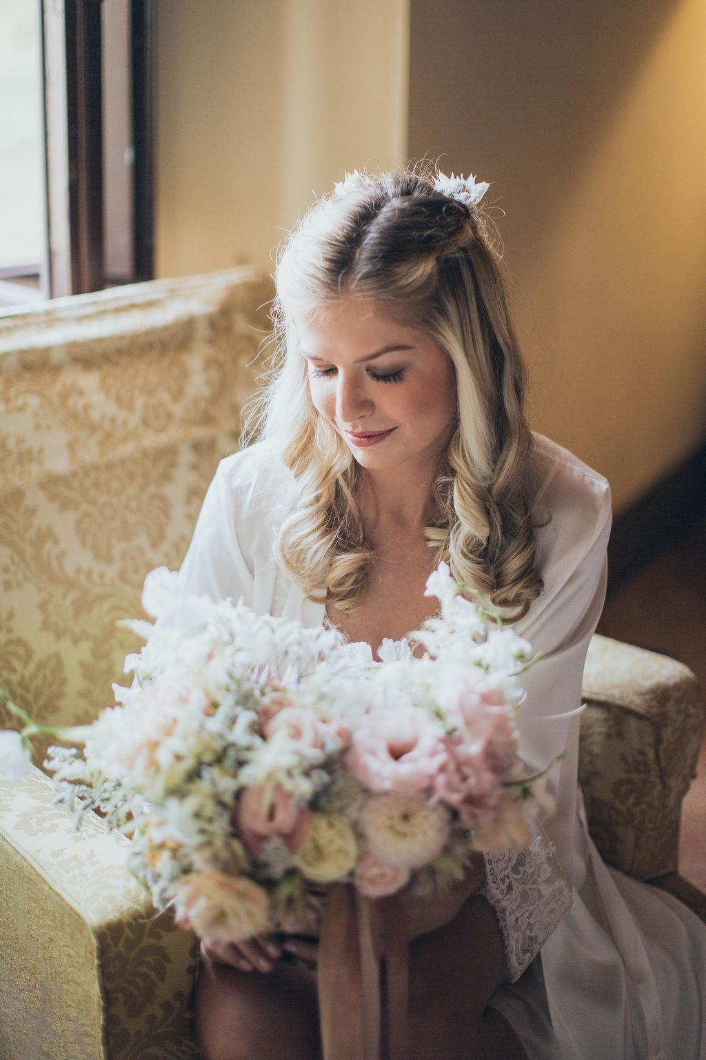 bride in buonconvento siena