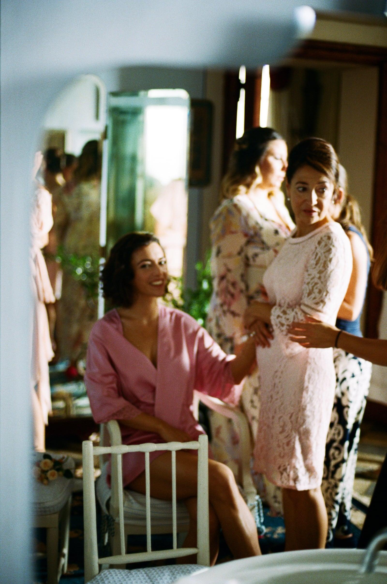 bride in monteriggioni siena