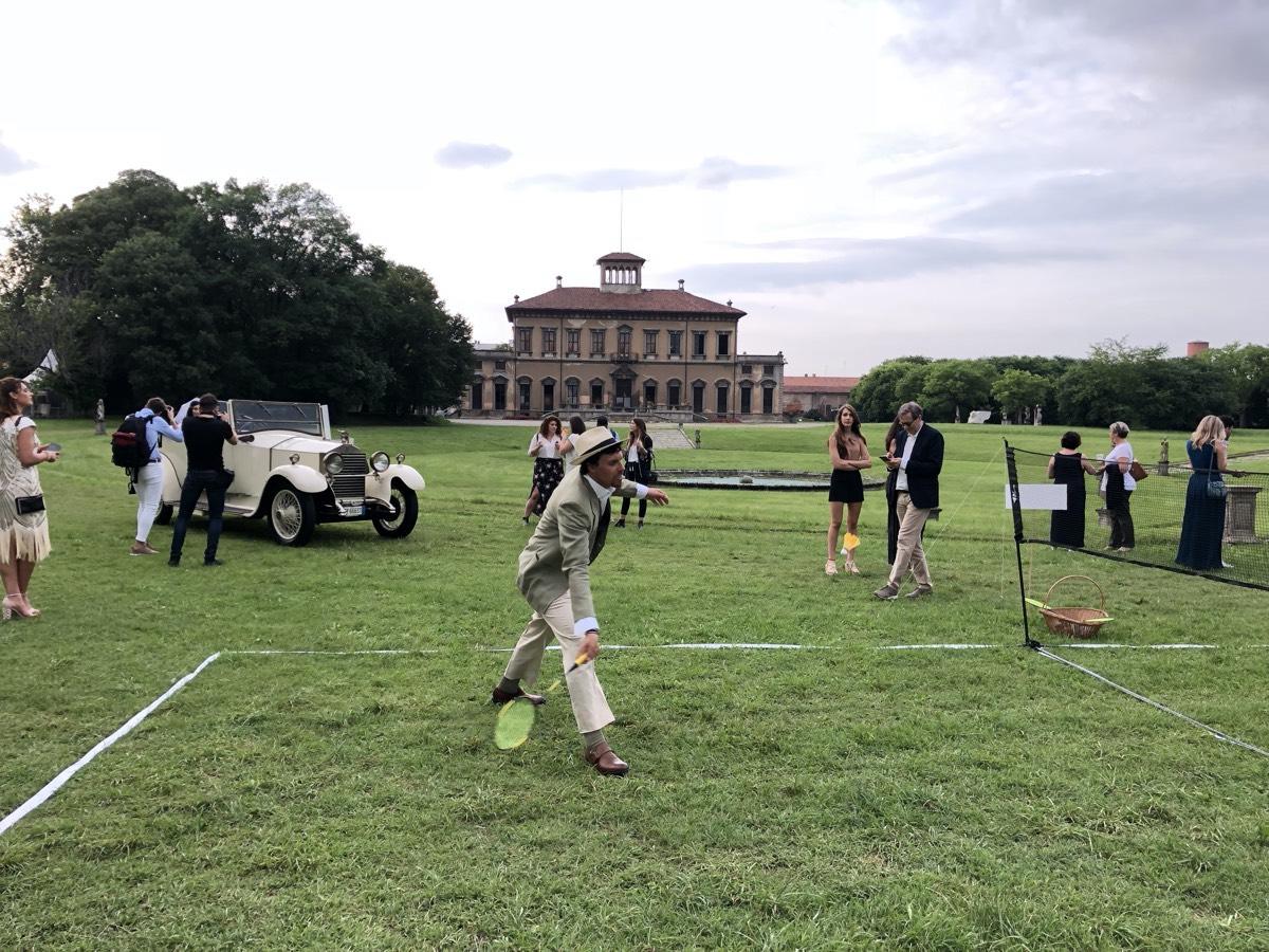Bake Off S6 launch event for Full Swing