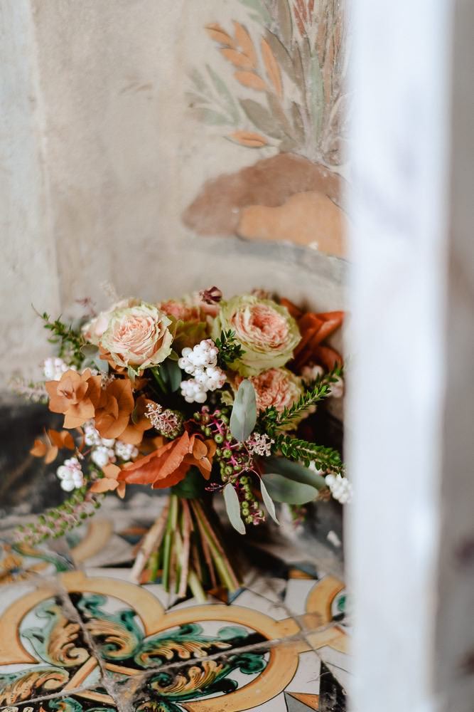 Wedding styled shoot in Florence