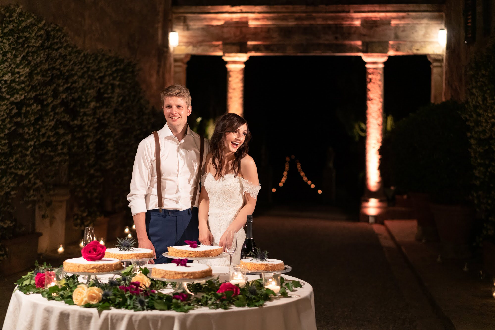 Destination wedding in Tuscany: Lauren & Paul