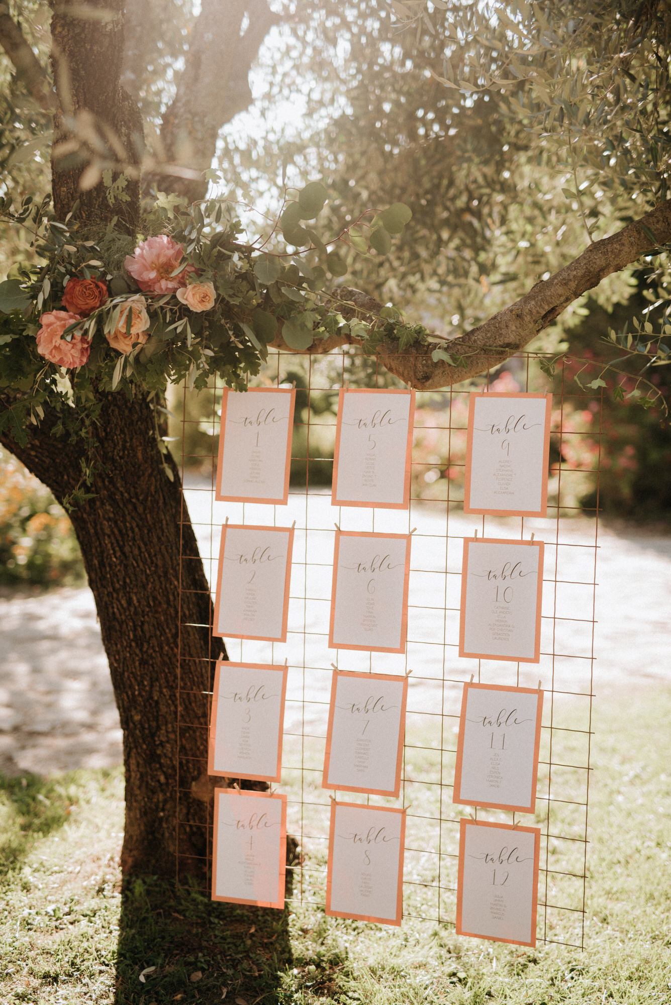 Maryon & Øystein: Wedding In Tuscany